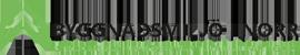 Byggnadsmiljö i norr Logotyp
